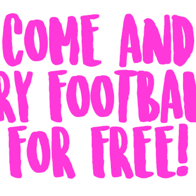What you need to give football a go?