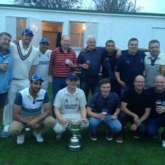 2nd XI Clay Trophy win 2014