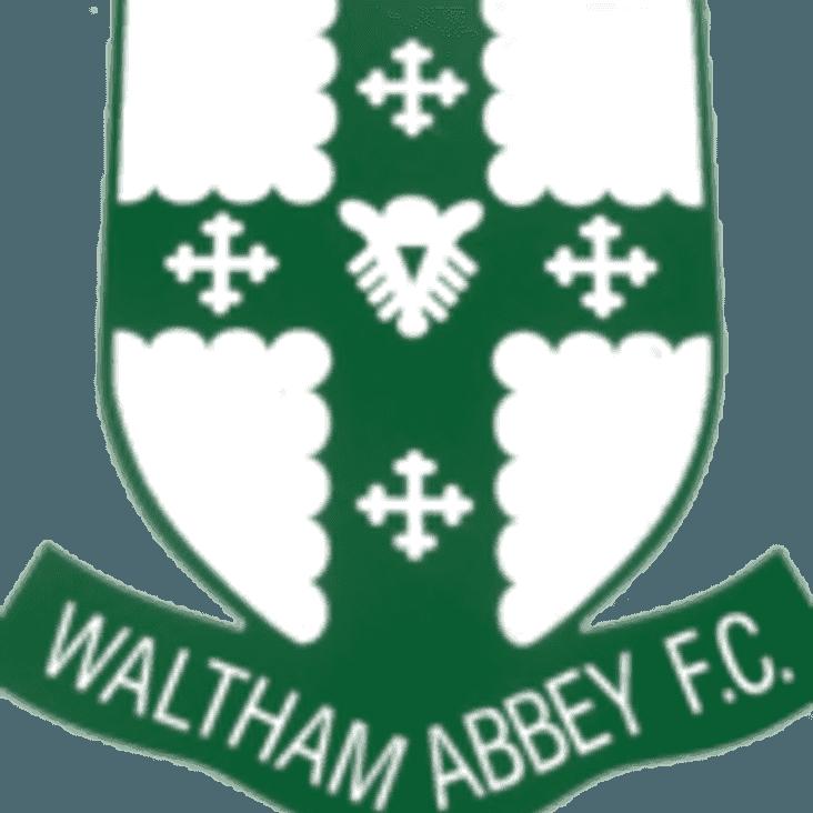 Bostik League North Division Preview   Waltham Abbey F.C.