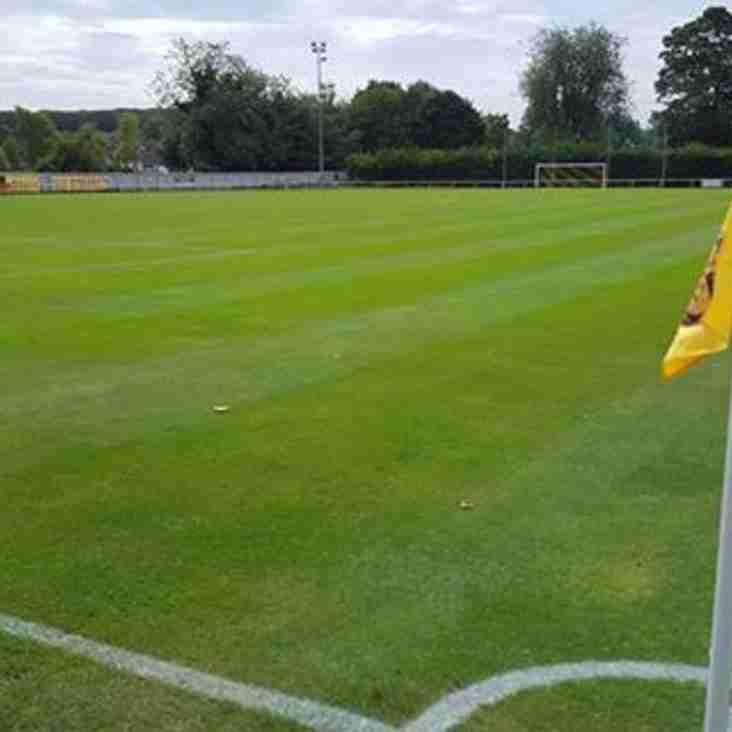 Stadium Ready For Mildenhall Return