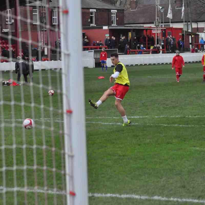Ashton United vs Buxton