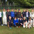 Bristol Cricket Club vs. Training