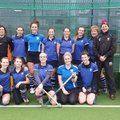 Ladies 3XI lose to Winchester 2 6 - 0