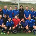 Men's 2XI lose to Burnt Ash 2