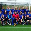 Ladies 4XI beat Portsmouth and Southsea 2 2 - 3