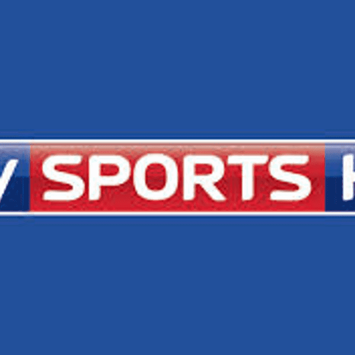Football on SKY TV this Sunday at Whitstable C.C.