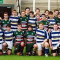 The Colts lose to Hawick PSA 24 - 17