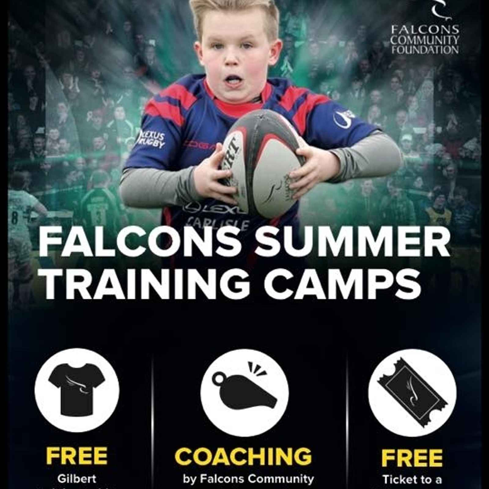 Falcons Summer Training Camps