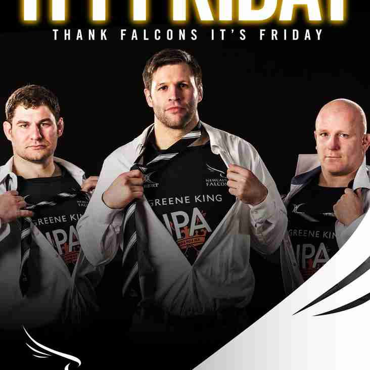 Falcons Vs Gloucester- Club Connections