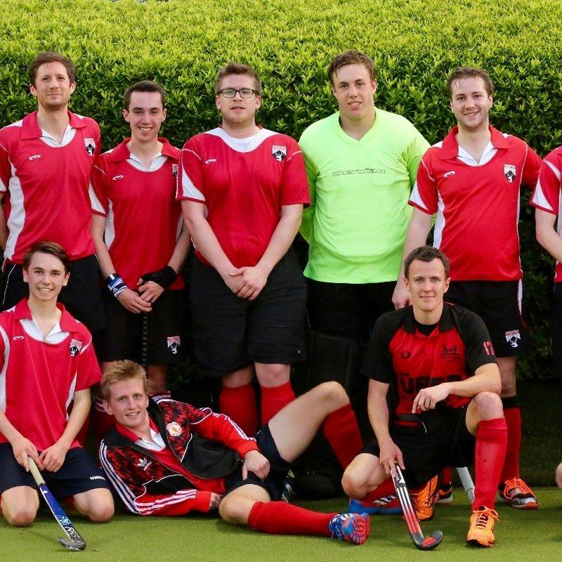 Summer Stags beat Bishops Stortford 8 - 3
