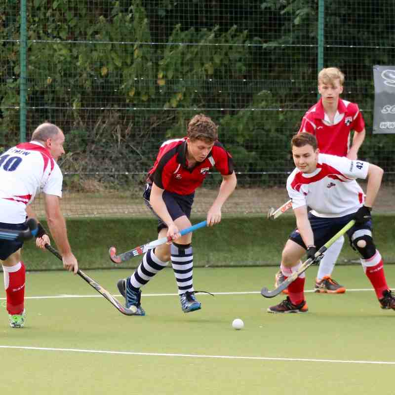 Mens Summer vs Cheshunt 18th Aug