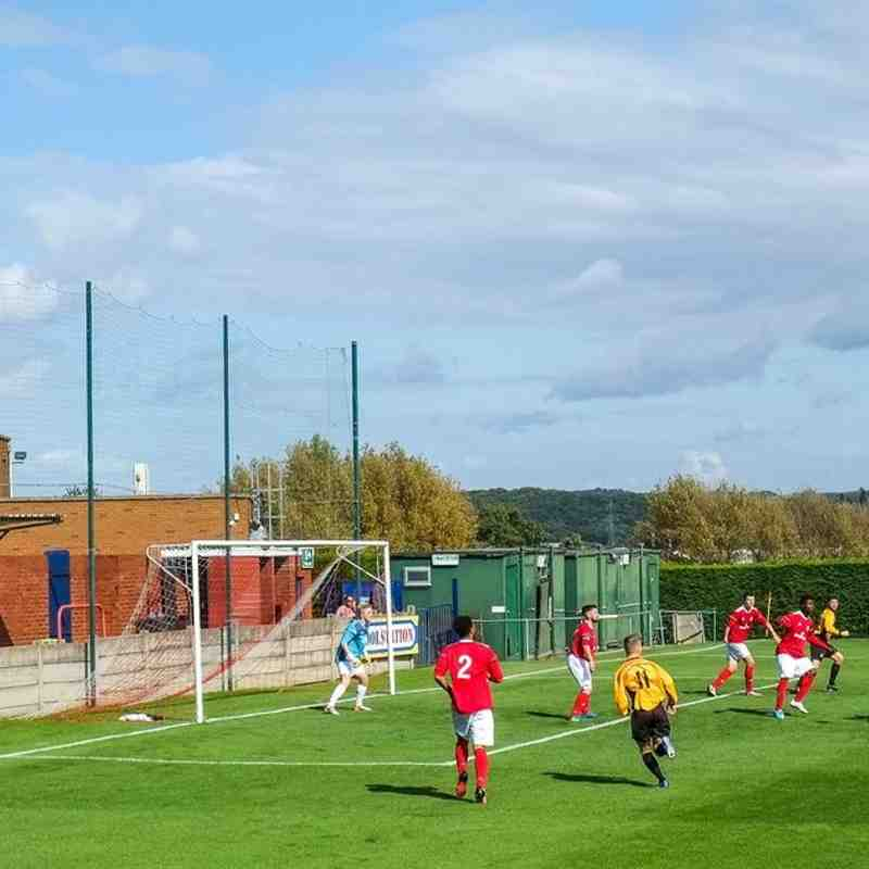 PARKGATE V HANDSWORTH PARRAMORE [FA Cup round]