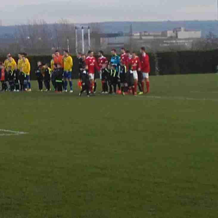 Roth Utd v Manchester Utd Under 15's play on Wed 13th December......