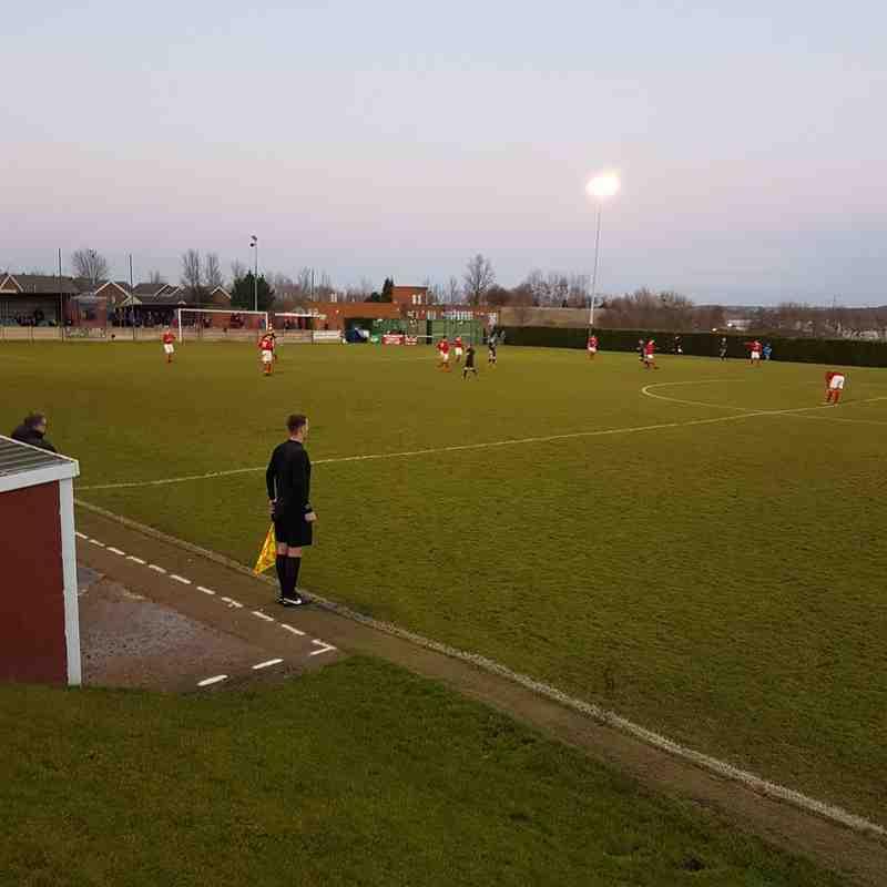 Parkgate vs Bridlington 6-1-17