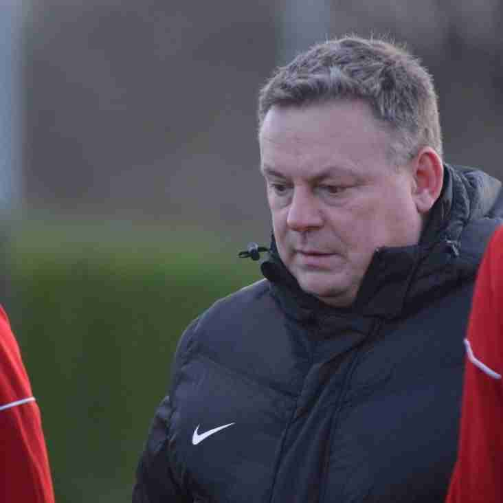 Foxy on Parkgate's cup clash with in-form Glassy….