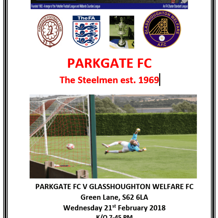 Wednesday is the re-arranged third round NCEL league cup......