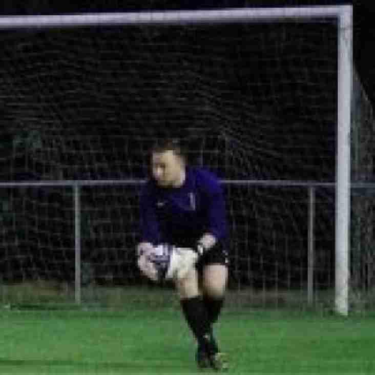 Update on last night's  injury to Parkgate FC goalkeeper, Jamie Housley......