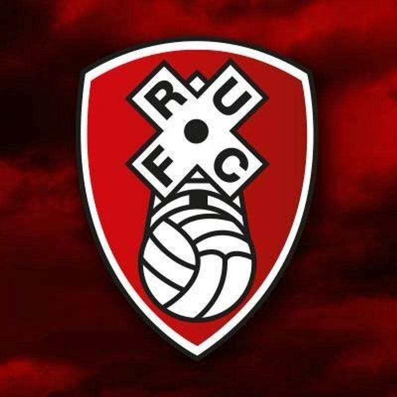 Rotherham United Under 15's re-scheduled match @ Roundwood is CANCELLED......