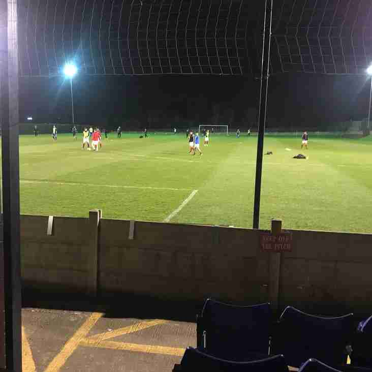 Parkgate FC 0   Rainworth MWFC 3