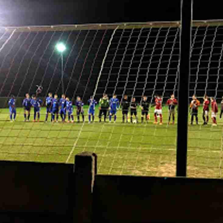 Match report on Parkgate V Rainworth 21-3-18........