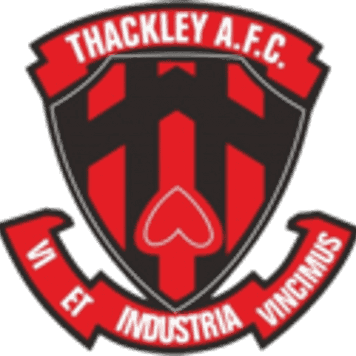 Opposition view on this Saturday's Thackley game......