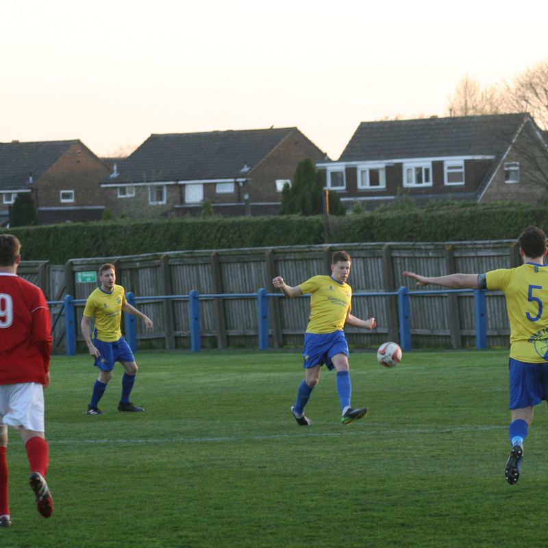 You've read the match report by Nigel Owen our Parkgate FC reporter.........