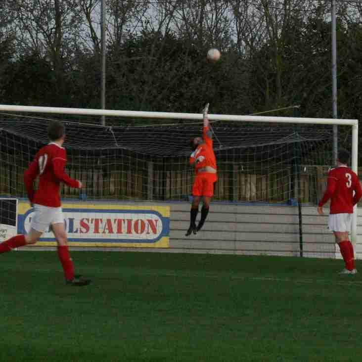 Match report on last nights Garforth game......
