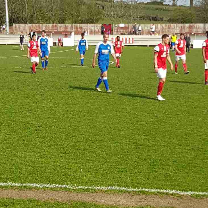 Foxy's thoughts as Parkgate slip to a late, gut-wrenching defeat at Thackley ......