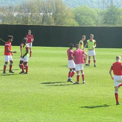 Rotherham Youth & Parkgate FC matches by John Norris