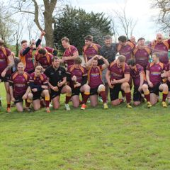 Old Halesonians 2nd XV 15 - 65 Towcestrians 2nd XV