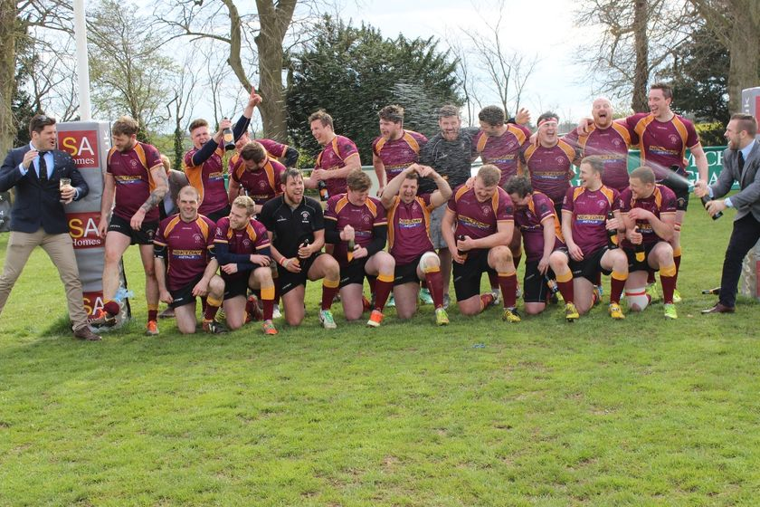 Luctonians 2nd XV vs. Towcestrians 2nd XV