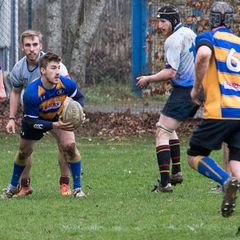 2nd 15 match at home to Stoneham 25th Feb 2017.