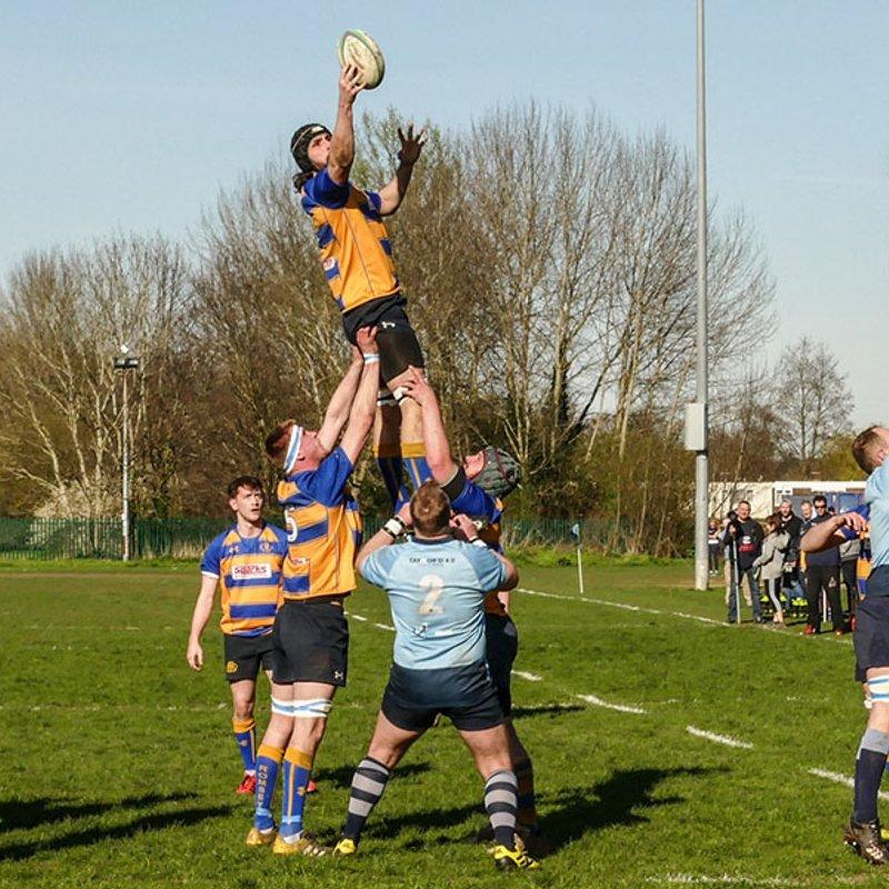 Romsey 1st XV vs Farnborough 1st XV