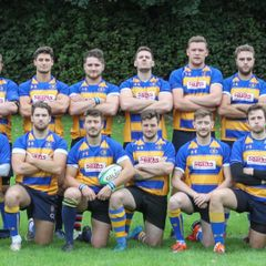 1st 15 at Home to Fawley RFC, 30th Sept 2017.