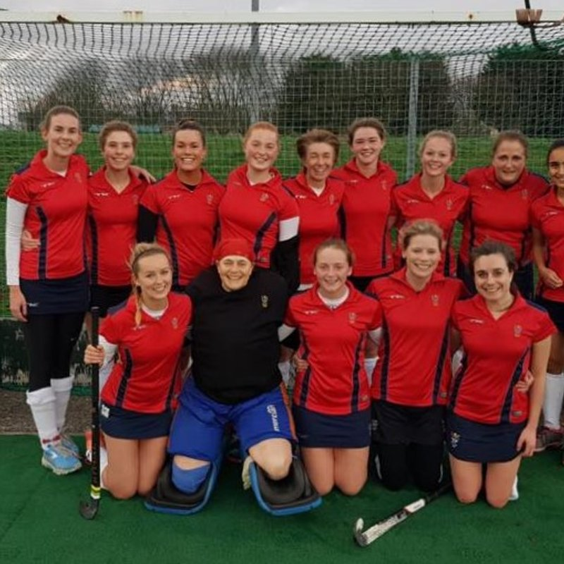 Ladies 1st XI lose to Chelmsford 2 1 - 3