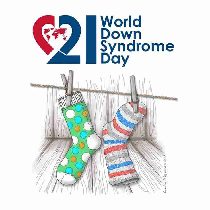 World Down's Syndrome Day - 21st March