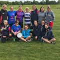 Tynedale Women's team win Plate