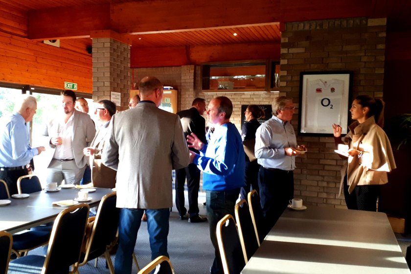 Business Networking at Tynedale RFC