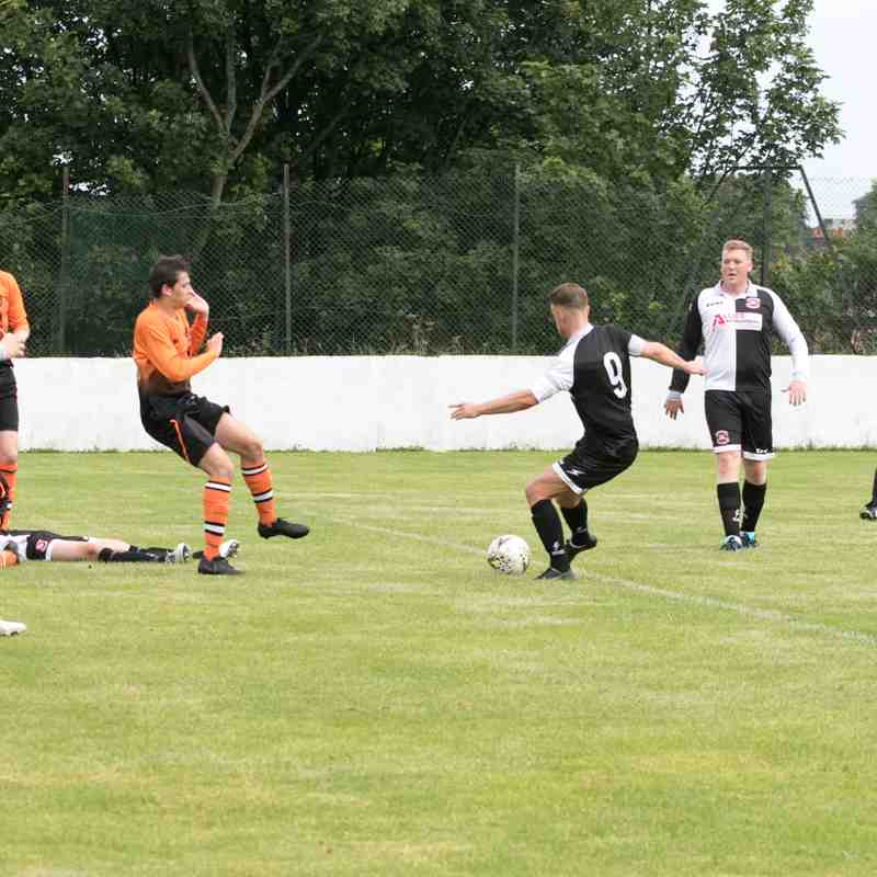 17/08/19 v Fraserburgh Utd (League) Lost 3-1