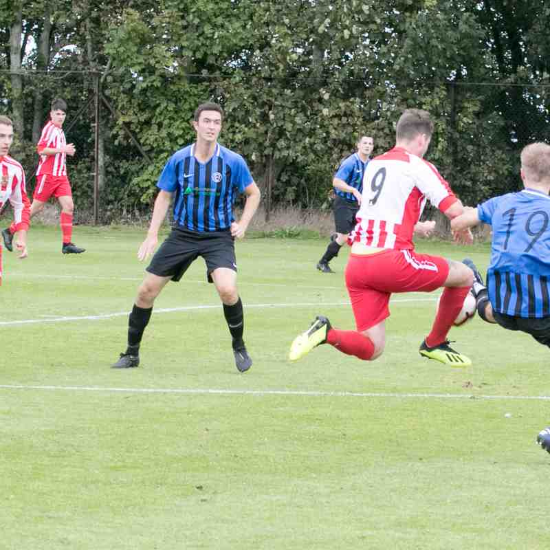 07/09/19 v Hermes (North Regional Cup) Lost 8-0