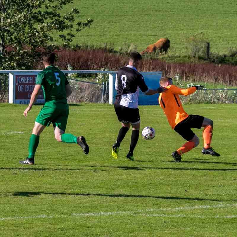 21/09/19 v Dufftown (Inter Regional Cup) Lost 3-1