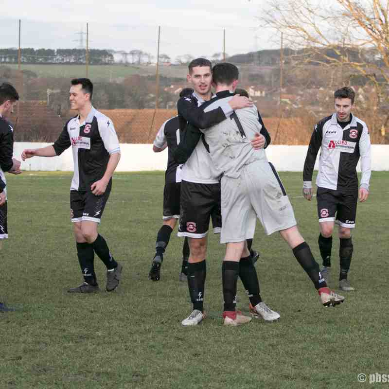 25/01/20 v Dufftown (League) Won 2-0