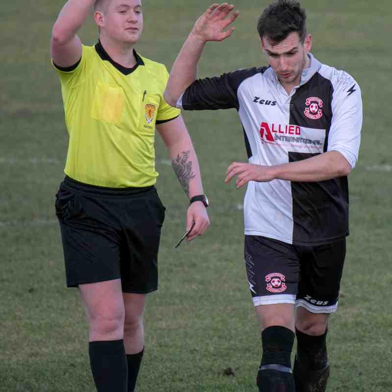 08/02/20 v Aberdeen University (Morrison Cup) Lost 4-1