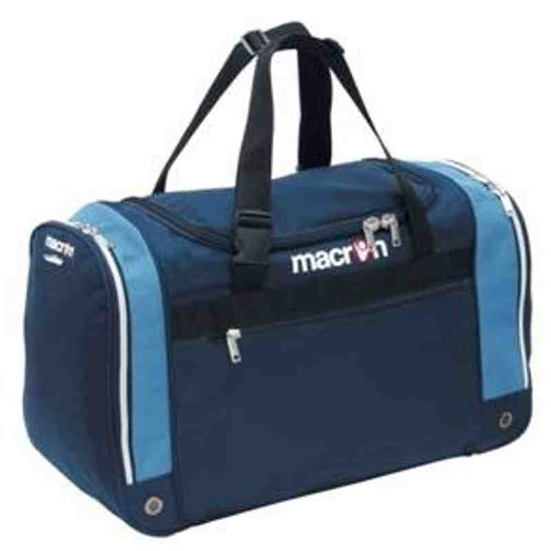 Macron Trio Holdall with Alvis Badge - Medium