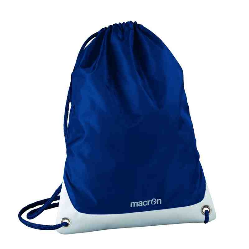 Macron Campus Gym Sack with Alvis Logo