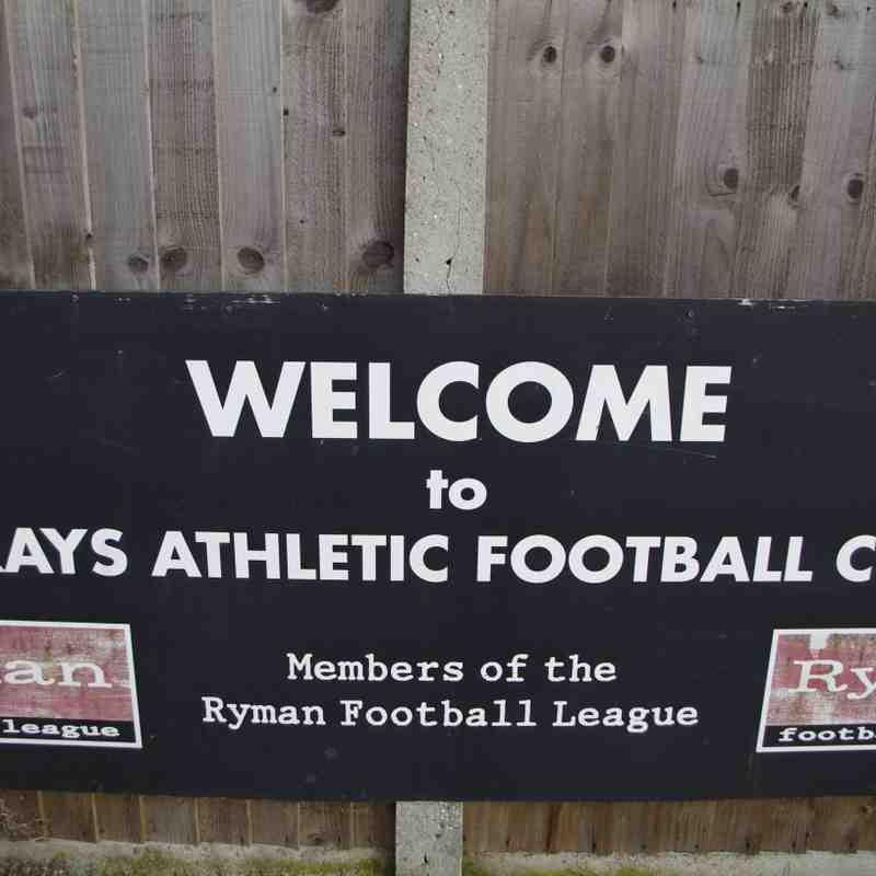 2017 02 04 Grays Athletic v Hendon