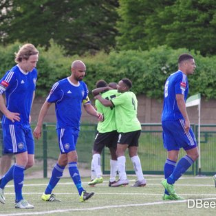 Blues suffer defeat to fellow relegation candidates Hendon