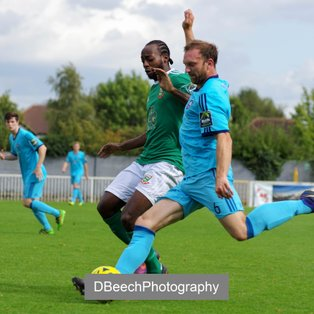 Blues held to a 1-1 draw in scrappy tie with Brightlingsea