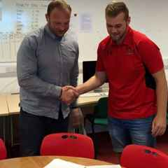 Millington signs for Salford