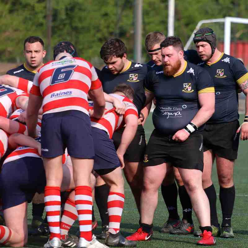 Burnage 1 vs. Vale of Lune (21/4/2018)